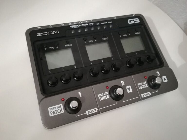 loop station zoom g3
